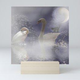 dreams of Avalon Mini Art Print