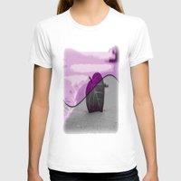 leaf T-shirts featuring Leaf by Aloke Design