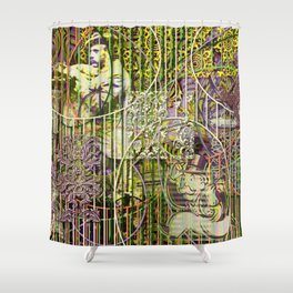 The Industrial Inevitability of Circular Crust Shower Curtain
