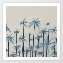 Palm Beach Art Print