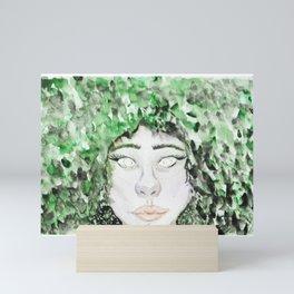 Mother Earth  Mini Art Print
