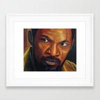 django Framed Art Prints featuring Django by DavyR