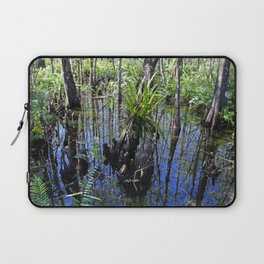 Womb of the Slough (horizontal) Laptop Sleeve