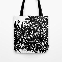 grass illusion Tote Bag