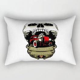 Hot rod custom Rectangular Pillow