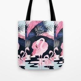 great pink Tote Bag