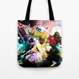 At your service (surreal/ music/ hip hop) Tote Bag