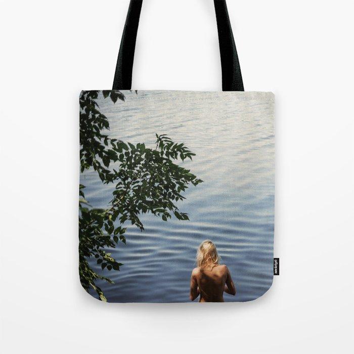 One, Two, Three Tote Bag