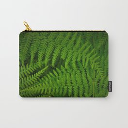 Forest of Ferns Carry-All Pouch