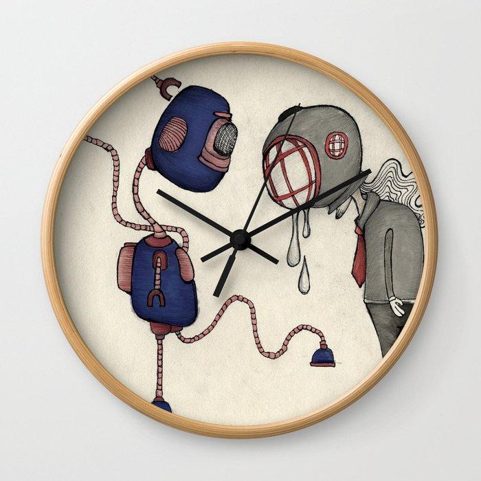 Talking dreams. Wall Clock