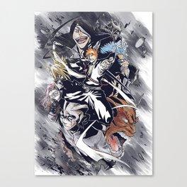 anime bleach 2 Canvas Print