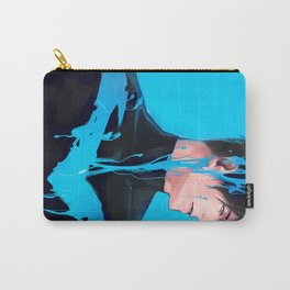 Color serial 01 Carry-All Pouch