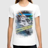 rushmore T-shirts featuring Mt Rushmore, Yo by Dan Howard