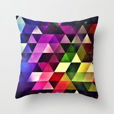 ryzpykt Throw Pillow
