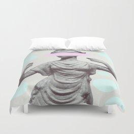 Dotty Sculpture Duvet Cover