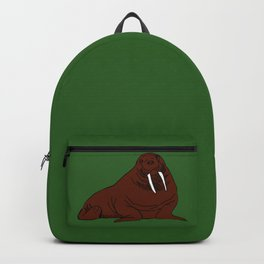 The august walrus Backpack