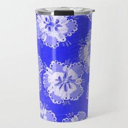 Dutch Lace Rose Travel Mug