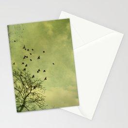 Sayonara. Stationery Cards