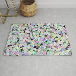 Frooty Faces Rug