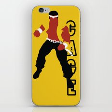 Luke Cage iPhone & iPod Skin