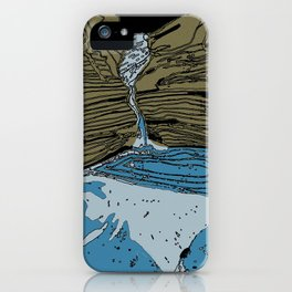 Karijini gorges iPhone Case
