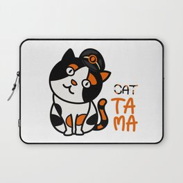 Cat Tama Laptop Sleeve