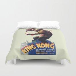 King Kong Retro Duvet Cover