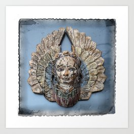 Angel of Grace Art Print