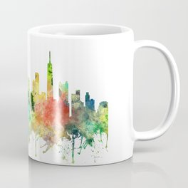 Chicago, Illinois Skyline SP Coffee Mug