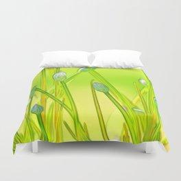 Allium 144 Duvet Cover