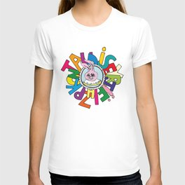 Bunny Obsession Again! T-shirt