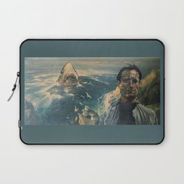 The Moment of Realization Laptop Sleeve