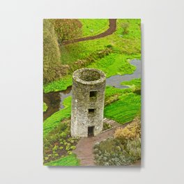 a bunch of blarney  Metal Print