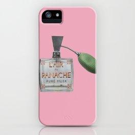 L'AIR de PANACHE iPhone Case