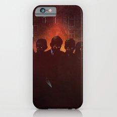 Danger Ahead Slim Case iPhone 6s