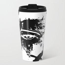 flying ravens Travel Mug