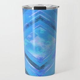 Jet Blue Travel Mug