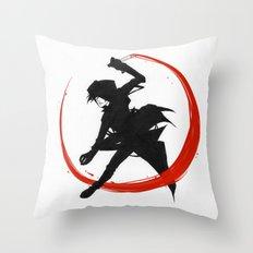 Assassin Throw Pillow
