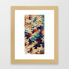 Sea Salad I Framed Art Print