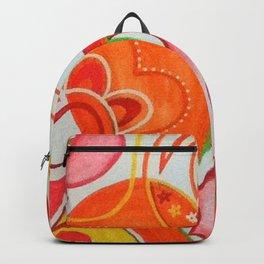 Paisley Garden Backpack