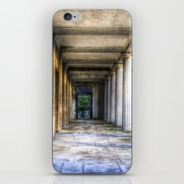 Kensal Green Cemetery  Colonnade iPhone Skin