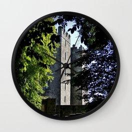 Bunratty Flank Wall Clock