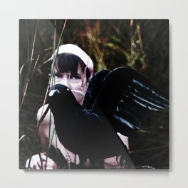 Fear Part 1 Metal Print