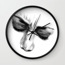Painface Wall Clock