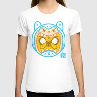 finn and jake T-shirts featuring Finn & Jake by Miguel Manrique
