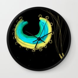 Forever Creatures Wall Clock