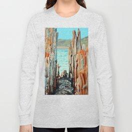 The Gap in the Pillars Long Sleeve T-shirt
