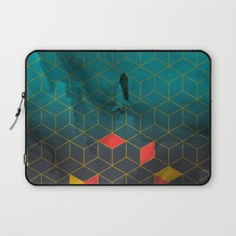 Shuttle Rising Laptop Sleeve