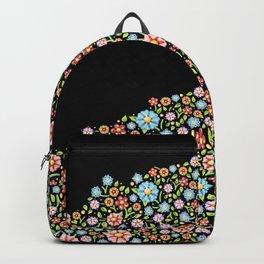Millefiori Floral Horizon Backpack