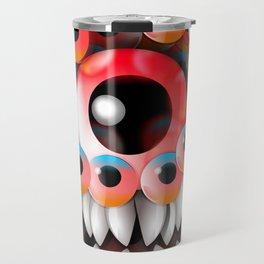 Eyeball Monster Travel Mug